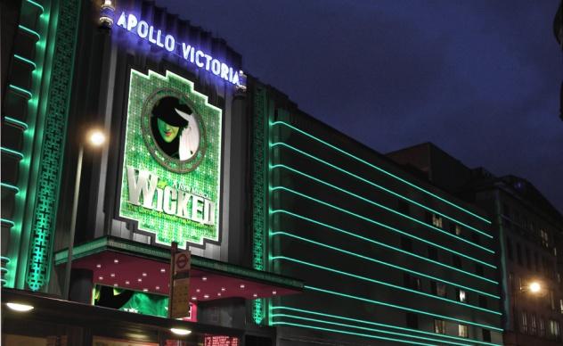 Театр «Аполло»-Виктория