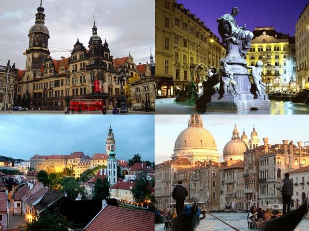 Туры по Европам