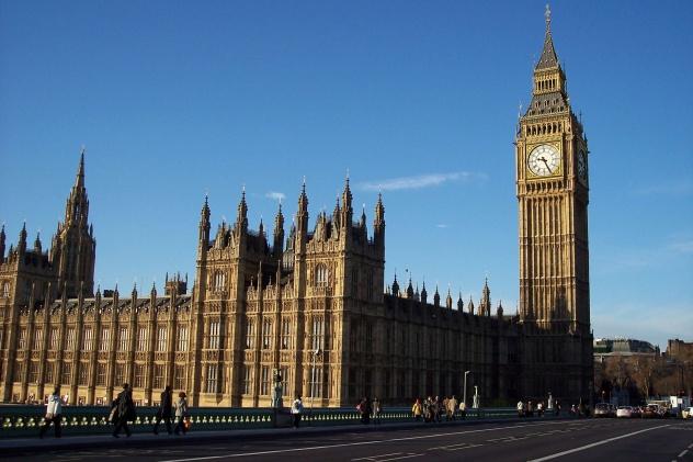 Биг-Бен. Все о столь известной достопримечательности Лондона