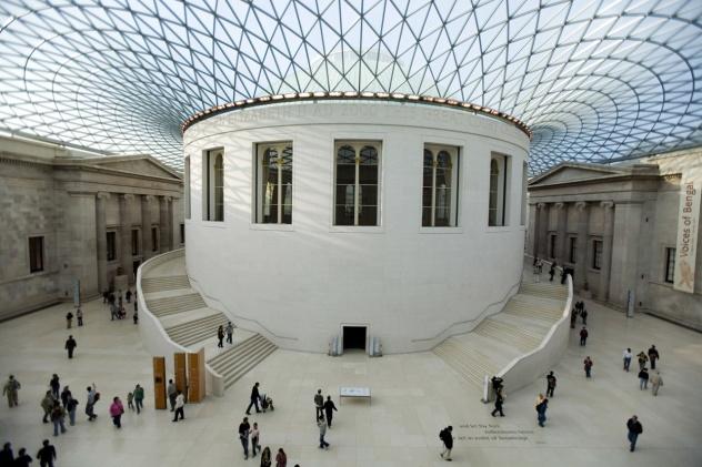 Лучшие музеи Лондона