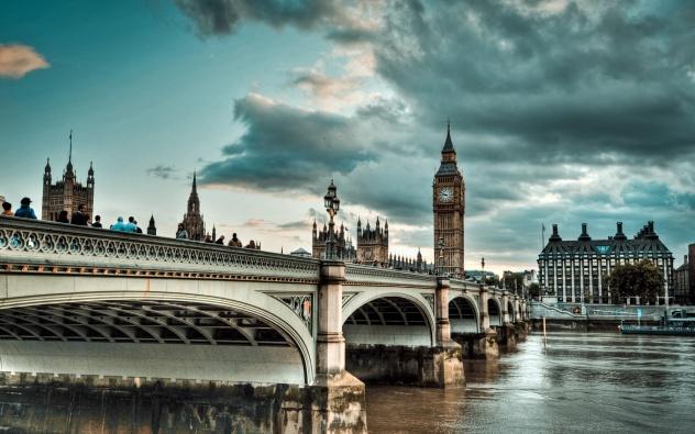 Несколько мало популярных, но красивых мест Лондона
