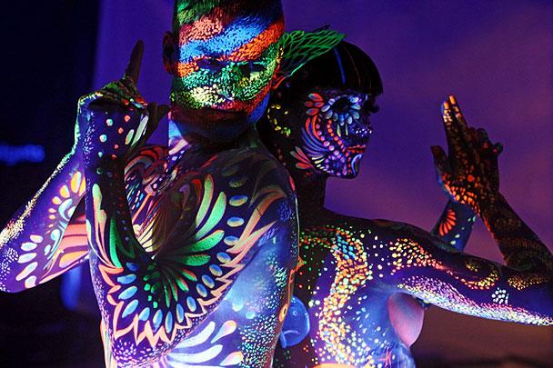 Фестиваль татуировок и боди-арта London International Tattoo convention
