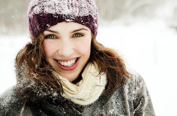 Как англичанки следят за собой в зимний период