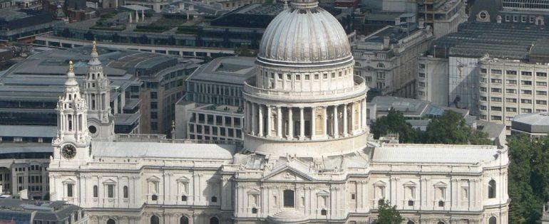 Самые знаменитые места Лондона. Собор Святого Павла