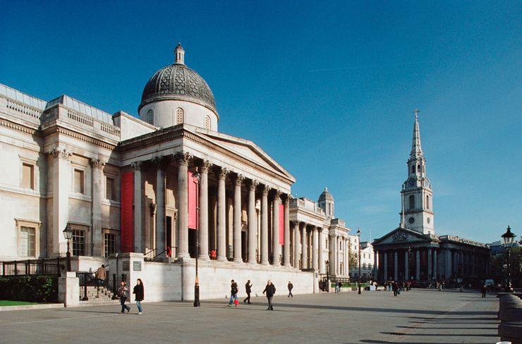 Лондонские картинные галереи, куда можно сходить бесплатно