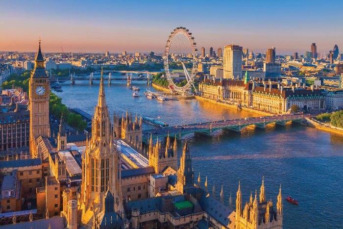 Интересное о Лондоне