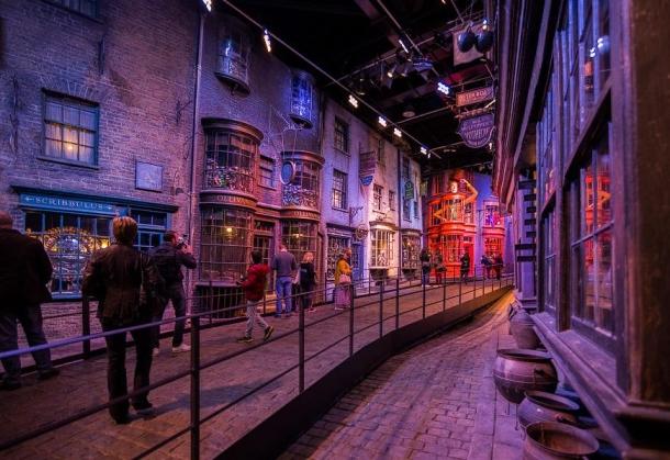 Музей Гарри Поттера в Лондоне: понравится не только взрослым, но и детям