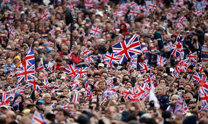 Население Лондона увеличилось до рекордного показателя – 8,8 миллионов жителей